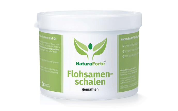 Flohsamenschalenpulver Colon Cleanse Remedy
