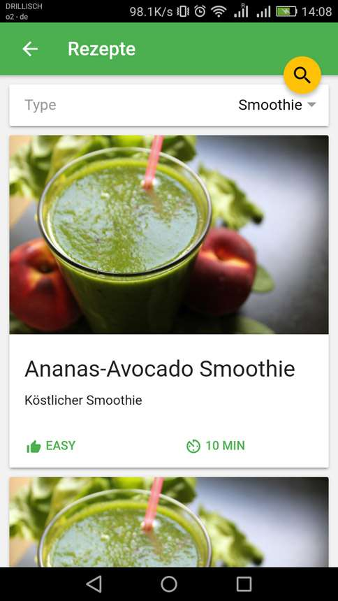 Detox Smoothies and Soups Recipes for the Diet